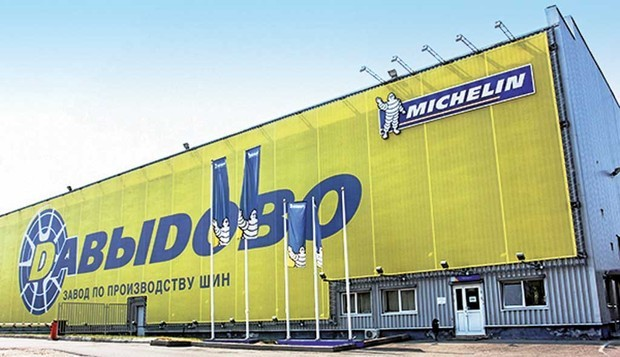 Michelin Davidovo