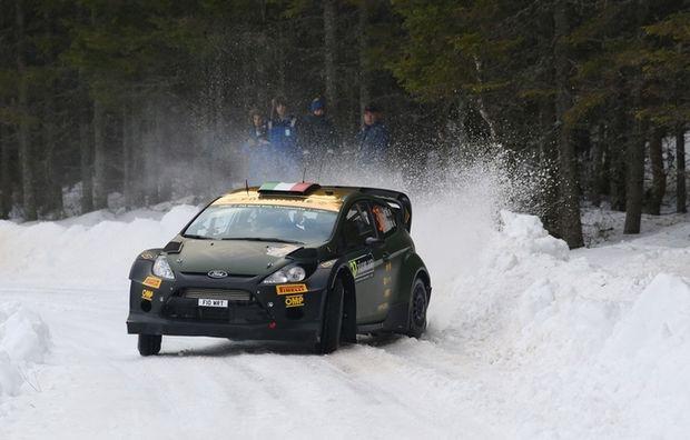 Lorenzo Bertelli Ford Fiesta RS WRC