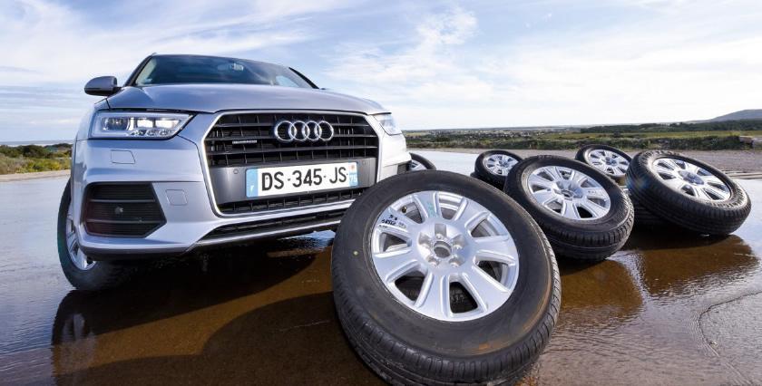 Тест Off Road/SUV Magazin 2016: летние шины в размере 215/65 R16