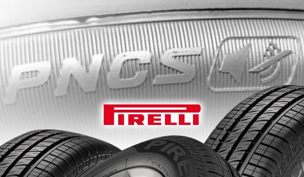 Pirelli Noise Cancelling System logo