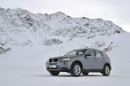 Automobilismo BMW X3 2.0d