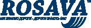 Логотип Rosava
