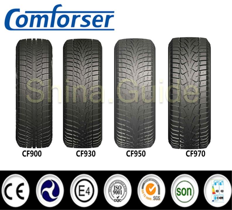 «Девятисотые» шины Comfoser: CF900, CF930, CF950 и CF 970