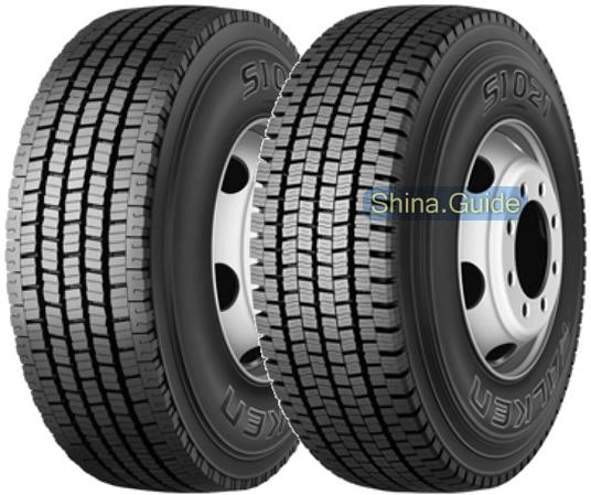 Грузовые шины Falken SI011 и Falken SI021