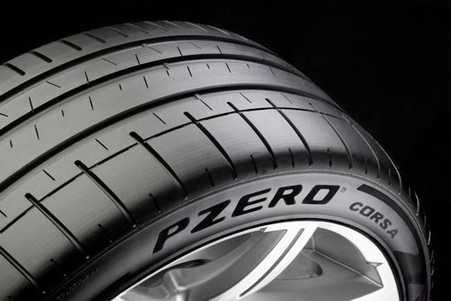 Шины Pirelli PZero Corsa