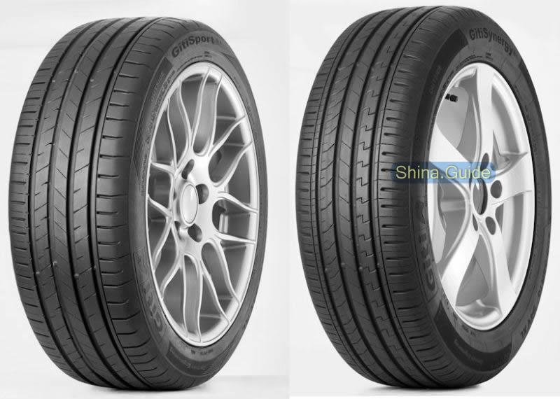 Летние шины 2017 года от Giti: GitiSport S1 и GitiSynergy E1