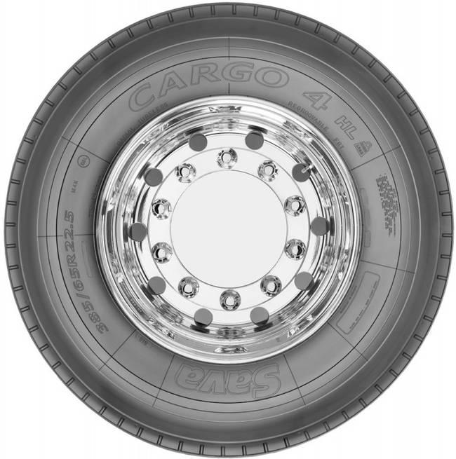 Грузовые шины для прицепов Sava Cargo 4 HL