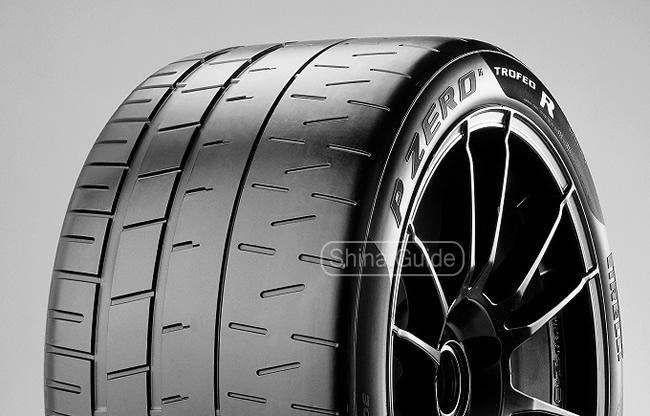 Шины Pirelli P Zero Trofeo R