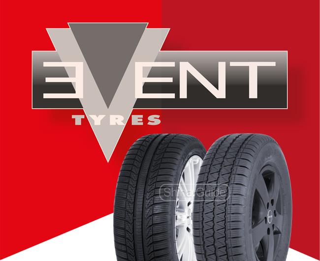 Event Admonum 4Sи Event Admonum Van 4S