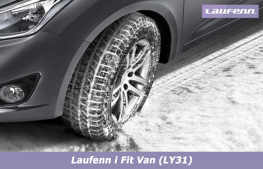 Шины Laufenn i Fit Van (LY31)