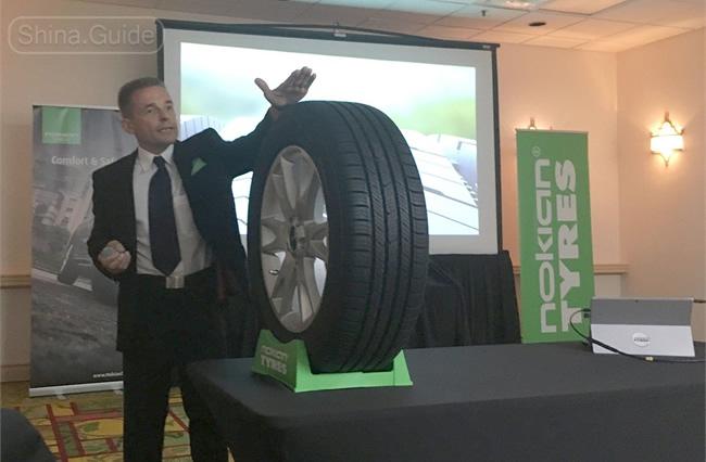 Презентация новых всесезонных шин Nokian eNTYRE C/S