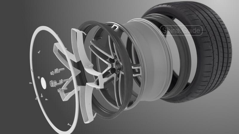 Схема реализации технологии Michelin Acorus