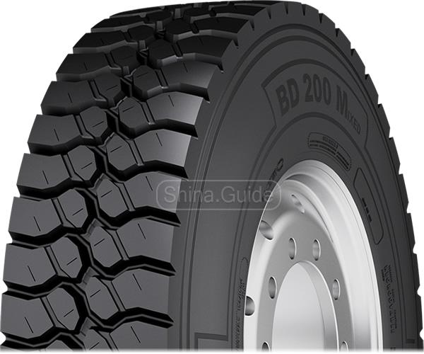 Новые грузовые шины Barum BD 200 M