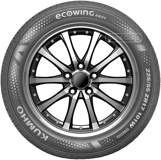 Шины Kumho Ecowing ES31