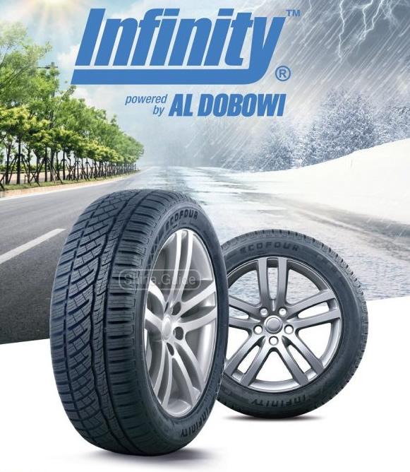 Новинка 2018 года - всесезонные шины Infinity EcoFour