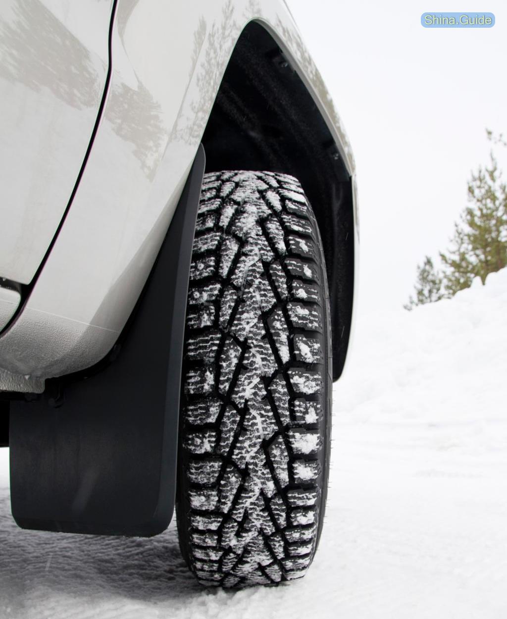 LT2 на снегу