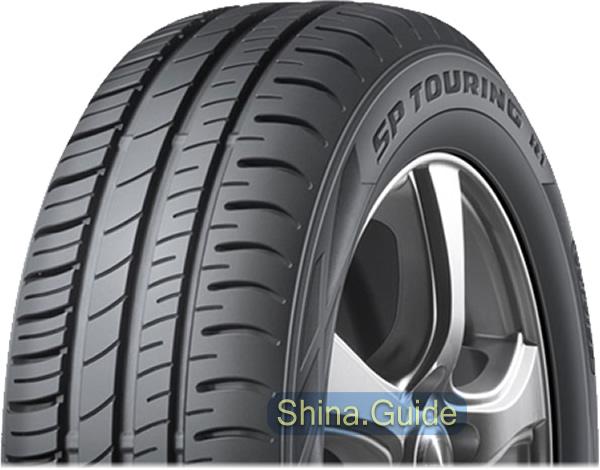 Шины Dunlop SP Touring R1