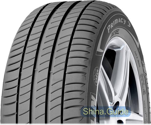 Шина Michelin Primacy 3 (Мишлен Примаси 3)