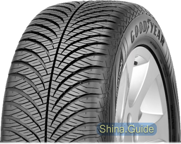 Шины Goodyear Vector 4Seasons SUV Gen-2