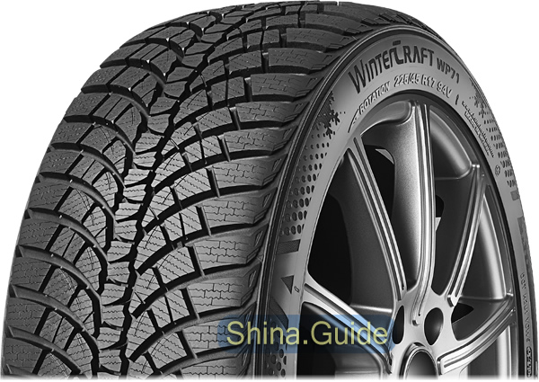 Шины Kumho WP71 WinterCraft