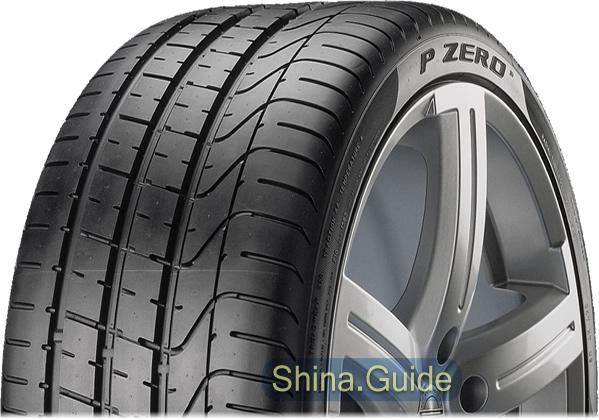 Шины Pirelli P Zero 2007