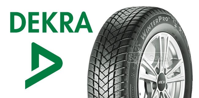 Тесты GT Radial WinterPro2 проведены Dekra в Финляндии и Франции