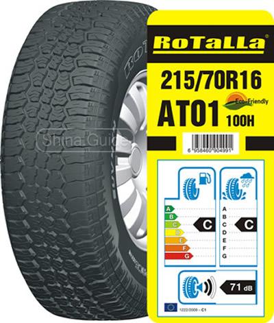 Шины Rotalla AT01