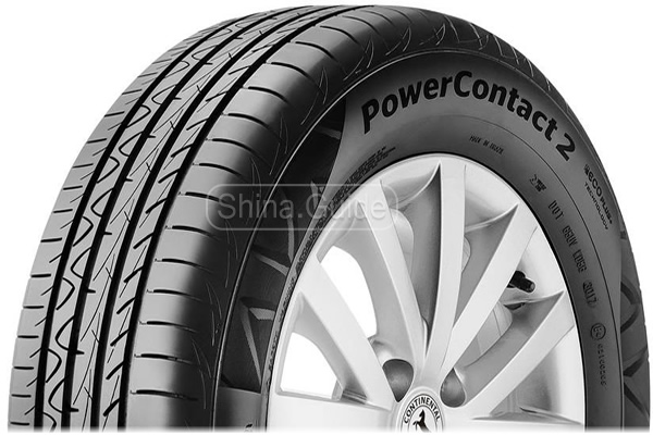 Шины Continental PowerContact 2