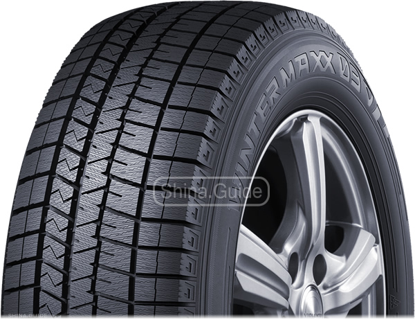 Шины Dunlop Winter Maxx 03 (WM03)