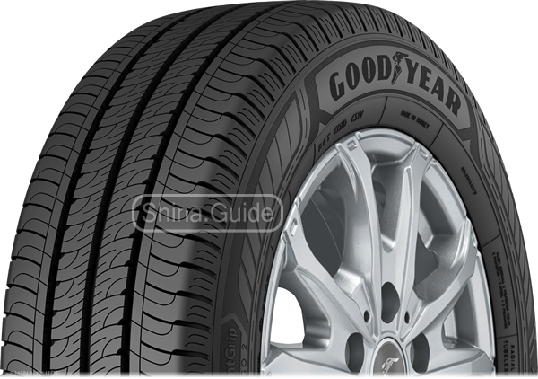 Шины Goodyear EfficientGrip Cargo 2