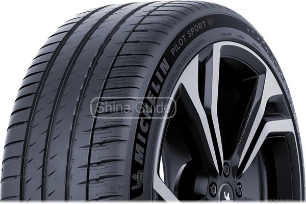 Шины Michelin Pilot Sport EV